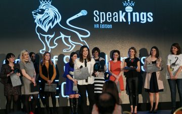 Tempo and Selftrust Academy launched Speakings