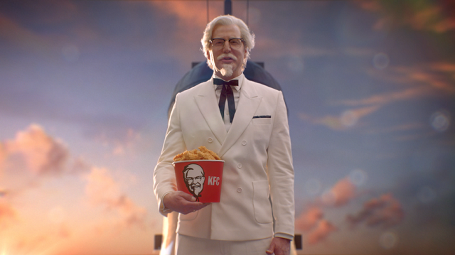 New York Prime >> Colonel Sanders arrives in France as KFC unveils its new brand platform with Sid Lee Paris ...