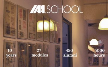 IAA School – new website and new classes