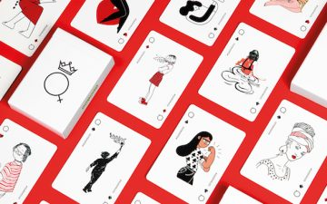FCB Inferno launches 'Queen Rules' to challenge gender bias with playing cards