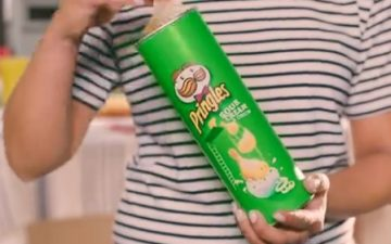 Dark Energy, DigitasLBi and Cookie Studio create a series of spots to immerse consumers into the Pringles flavors