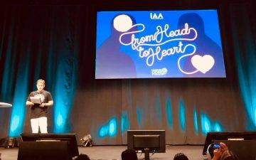 IAA President, speaker at Cannes Lions 2018