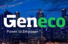 Brandient designed the identity for Singapore'sGeneco
