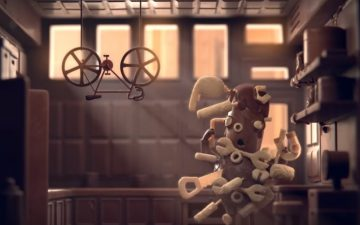 Lacta 5 Star's Chocolate World – Lobo animated chocolate in a campaign signed by Wieden + Kennedy Brazil