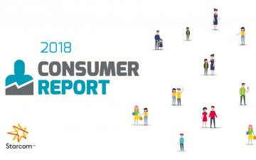 Starcom Romania launches the 2018's edition of the Consumer Report study