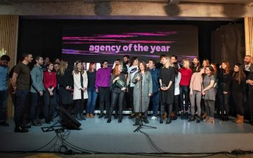 MRM//McCann – Agency of the Year and KFC – Digital Client of the Year at Internetics 2018