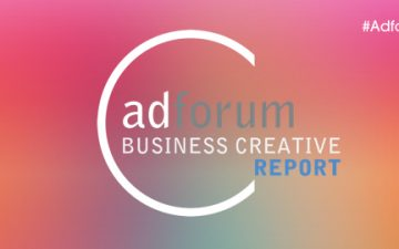 The AdForum Business Creative Report 2019 –  annual creative ranking by individual business sector