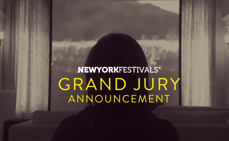 New York Festivals Advertising Awards announces the 2019