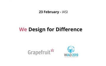 Grapefruit organizes World Information Architecture Day 2019 on February 23rd at Iasi