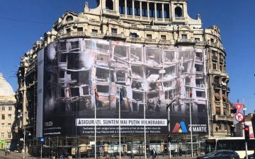 PAID Romania and Mullen support the naming of March 4th The National Day of Awareness for the Natural Disasters