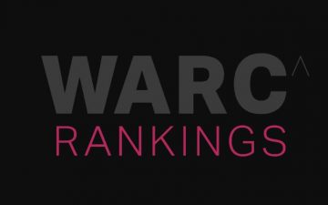 WARC Rankings' Best of the Best 2019: BBDO New York – #1 agency, BBDO Worldwide – #1 agency network, Omnicom Group – #1 holding company
