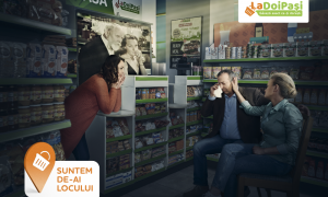 Romania: New campaign launched by retailer LaDoiPasi together with Porter Novelli