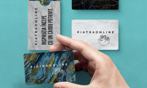 Marks signs PiatraOnline's communication campaign for the gift-cards