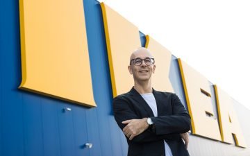 IKEA's South East Europe CEO accepts the challenge and takes over a global position