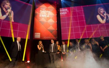 Rogalski Damaschin wins Platinum SABRE Award 2019 for The Best in Show