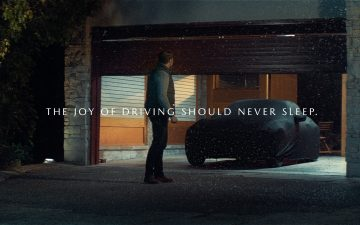 Mazda puts cars to bed in a new campaign in Canada