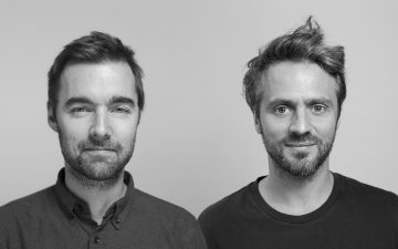 Julien Saurin and Nicolas Gadesaude, appointed creative directors @Rosapark