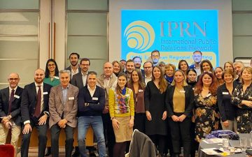 The House PR Agency, the First Romanian Agency to Join IPRN
