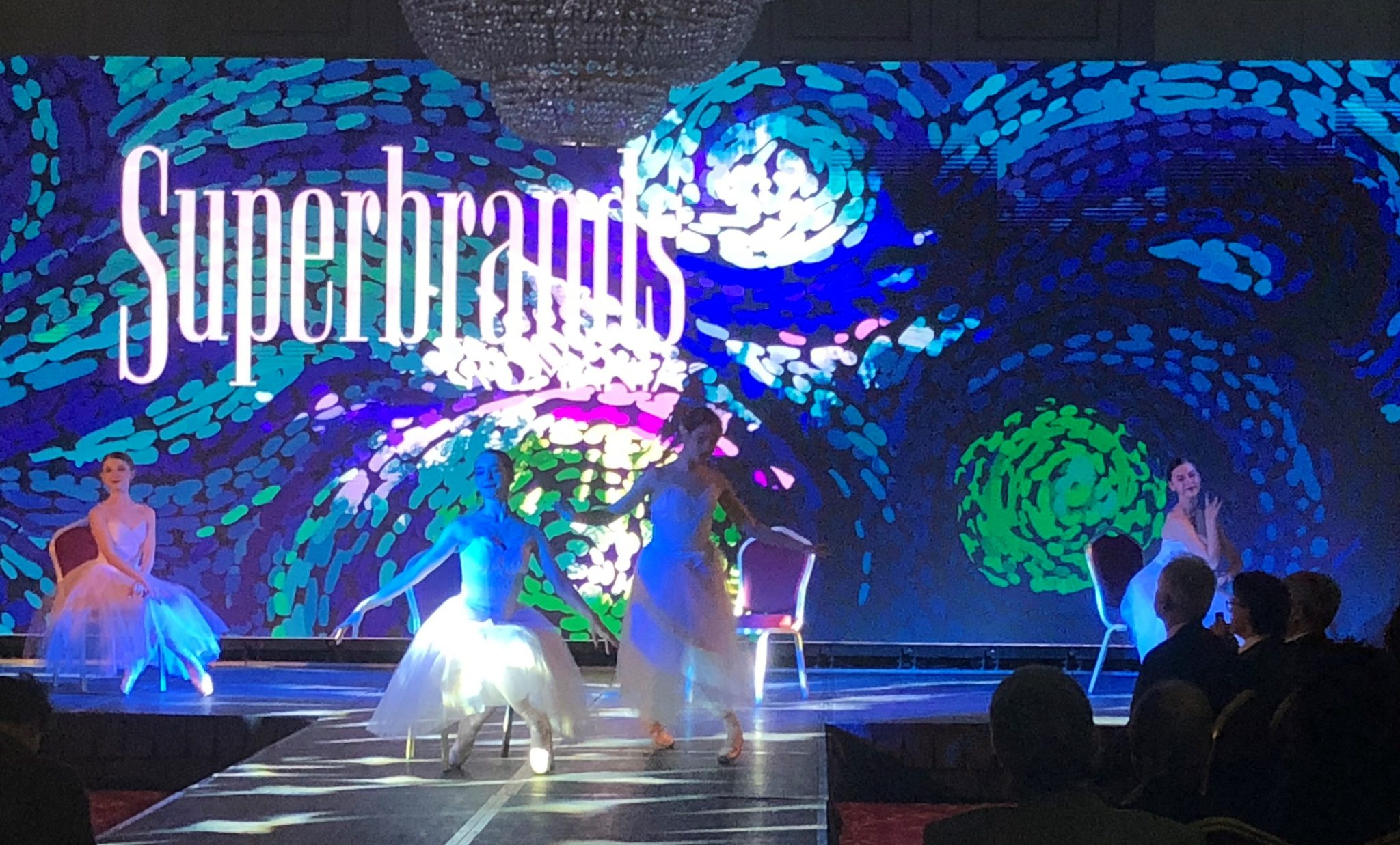 "31 brands laureate at Superbrands Anniversary Gala ""Imagine: The Art of Building Brands"""