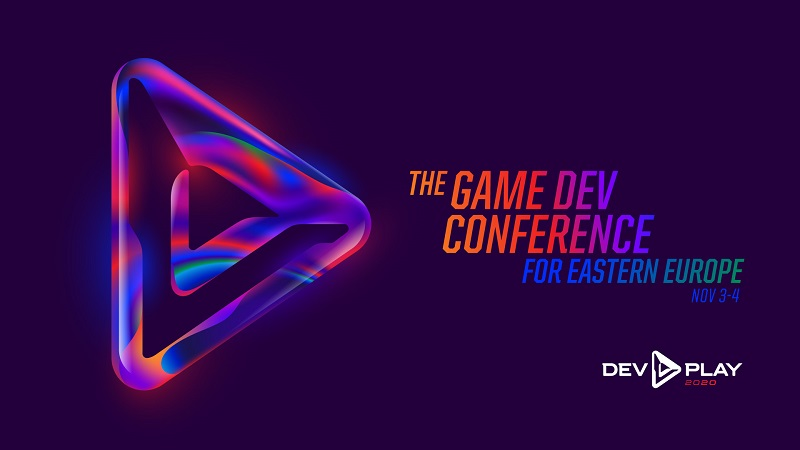 Dev.Play, the game development conference for Eastern Europe, to take place online in November