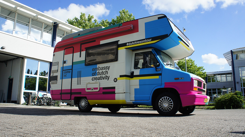 Embassy of Dutch Creativity travels around Europe, visitingCopenhagen on August 16th – 18th